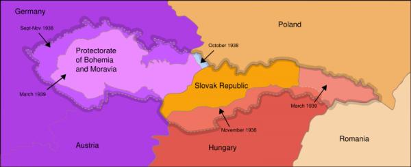 The Treaty of Munich - Hearts of Iron 3 Wiki